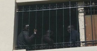 Photo : Idrissa Seck, Malick Gakou et Kilifeu de Yen a marre dans une même cellule (photo)