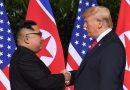 Poignée de main historique entre Donald Trump et Kim Jong-un à Singapour