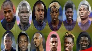 La finale de la Coupe du monde est à 70% africaine côté français